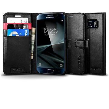 SPIGEN Wallet S Black Samsung Galaxy S7 (555CS20027)