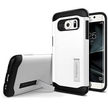 SPIGEN Slim Armor Shimmery White Samsung Galaxy S7 Edge (556CS20039)