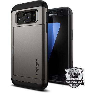 SPIGEN Slim Armor CS Gunmetal Samsung Galaxy S7 Edge (556CS20255)