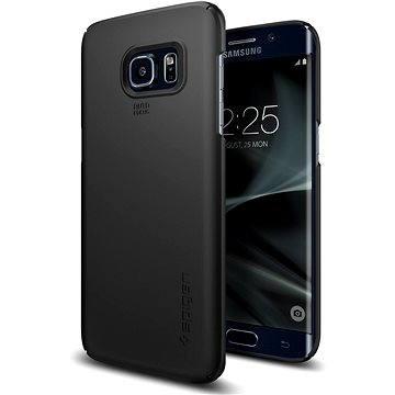 SPIGEN Thin Fit Black Samsung Galaxy S7 Edge (556CS20029)