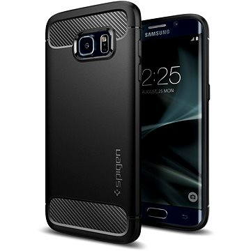 SPIGEN Rugged Armor Black Samsung Galaxy S7 Edge (556CS20033)