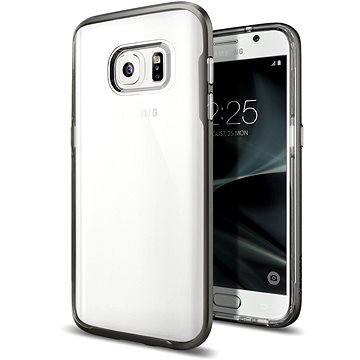 SPIGEN Neo Hybrid Crystal Gunmetal Samsung Galaxy S7 Edge (556CS20047)