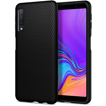 Spigen Liquid Air Matte Black Samsung Galaxy A7 2018 (608CS25555)