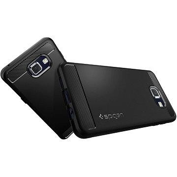 SPIGEN Rugged Armor Black (SGP11834)