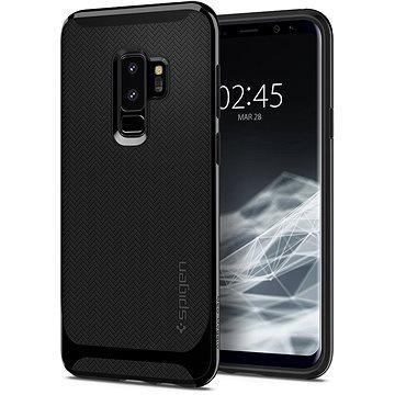 Spigen Neo Hybrid Shiny Black Samsung Galaxy S9+ (593CS22942)