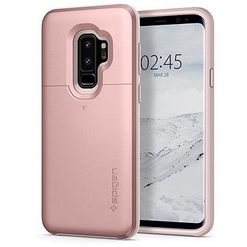 Spigen Slim Armor CS Rose Gold Samsung Galaxy S9+ (593CS22951)