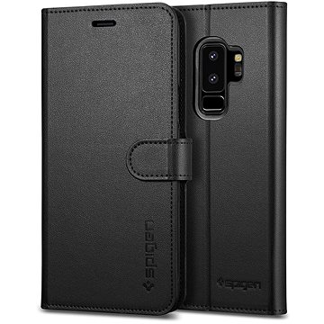 Spigen Wallet S Black Samsung Galaxy S9+ (593CS22957)