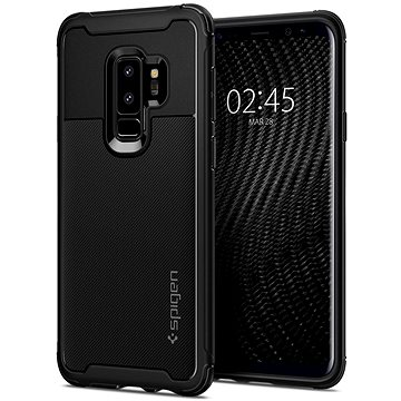 Spigen Rugged Armor Urban Black Samsung Galaxy S9+ (593CS22962)