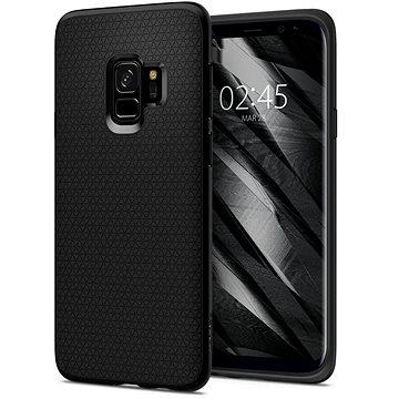 Spigen Liquid Air Matte Black Samsung Galaxy S9 (592CS22833)