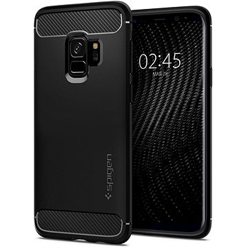Spigen Rugged Armor Black Samsung Galaxy S9 (592CS22834)
