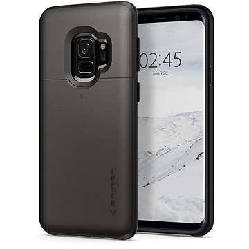 Spigen Slim Armor CS Gunmetal Samsung Galaxy S9 (592CS22862)