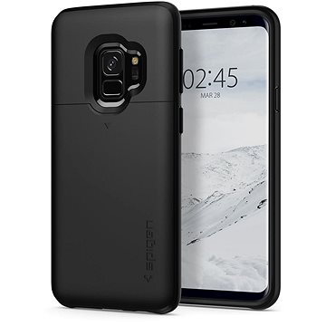Spigen Slim Armor CS Black Samsung Galaxy S9 (592CS22863)