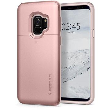 Spigen Slim Armor CS Rose Gold Samsung Galaxy S9 (592CS22864)