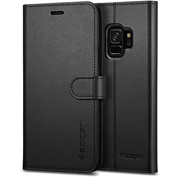 Spigen Wallet S Black Samsung Galaxy S9 (592CS22870)