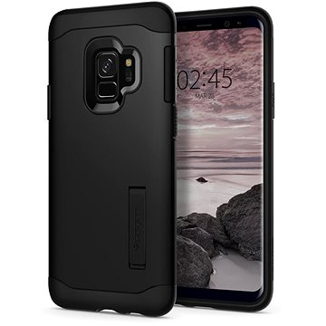 Spigen Slim Armor Black Samsung Galaxy S9 (592CS22880)