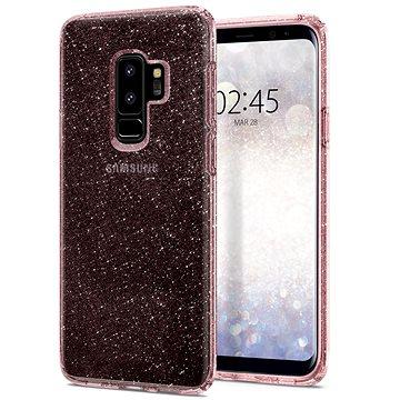 Spigen Liquid Crystal Glitter Rose Samsung Galaxy S9+ (593CS22919)