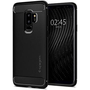 Spigen Rugged Armor Black Samsung Galaxy S9+ (593CS22921)