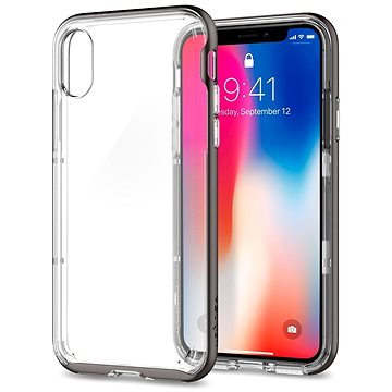 Spigen Ultra Hybrid Space Crystal iPhone X (057CS22131)