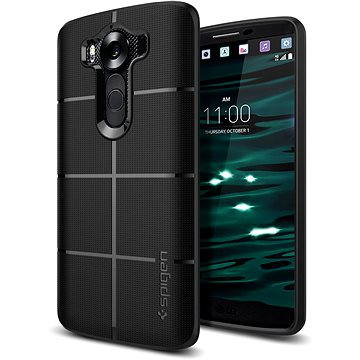 SPIGEN Rugged Armor Black (SGP11813)