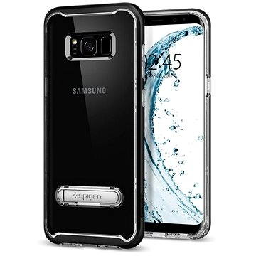 Spigen Crystal Hybrid Black Samsung Galaxy S8+ (571CS21126)