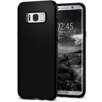 Spigen Liquid Air Black Samsung Galaxy S8 (565CS21611)