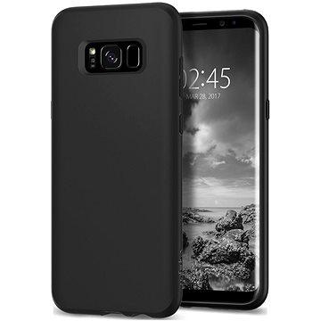 Spigen Liquid Crystal Matte Black Samsung Galaxy S8 (565CS21613)