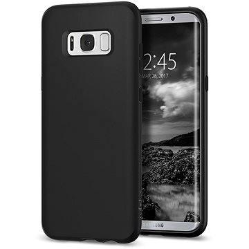 Spigen Liquid Crystal Matte Black Samsung Galaxy S8+ (571CS21665)