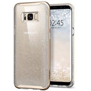 Spigen Neo Hybrid Crystal Glitter Gold Samsung Galaxy S8 (565CS21606)