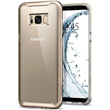 Spigen Neo Hybrid Crystal Gold Maple Samsung Galaxy S8+ (571CS21655)
