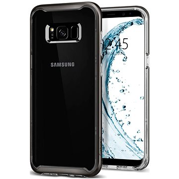 Spigen Neo Hybrid Crystal Gunmetal Samsung Galaxy S8+ (571CS21654)