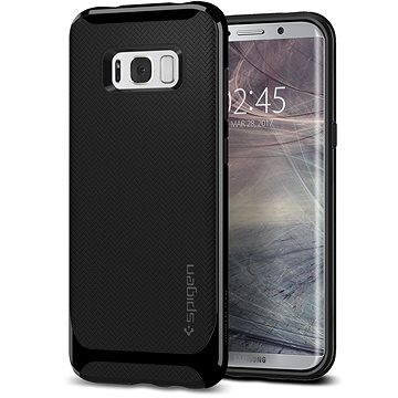 Spigen Neo Hybrid Shiny Black Samsung Galaxy S8 Plus (571CS21651)