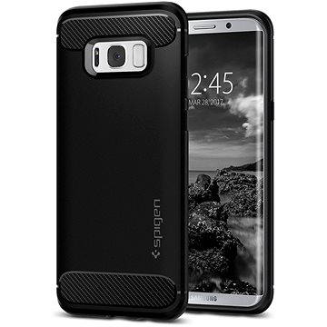 Spigen Rugged Armor Black Samsung Galaxy S8+ (571CS21661)