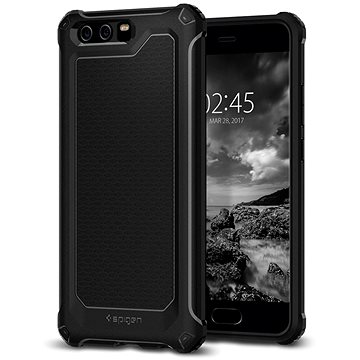 Spigen Rugged Armor Extra Black Huawei P10 (L13CS21590)