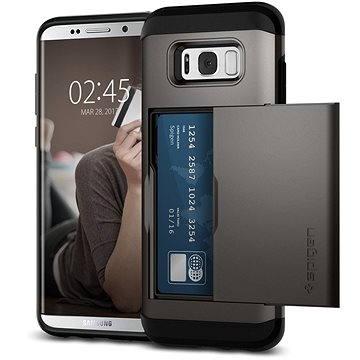 Spigen Slim Armor CS Black Samsung Galaxy S8 (565CS21620)