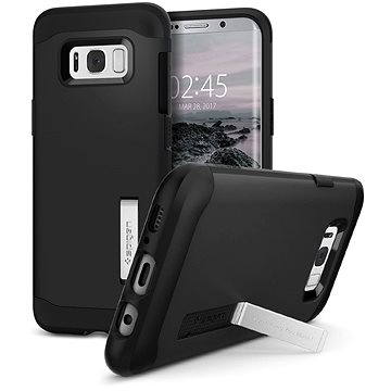 Spigen Slim Armor Black Samsung Galaxy S8+ (571CS21122)