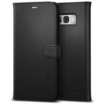 Spigen Wallet S Black Samsung Galaxy S8 (565CS21635)