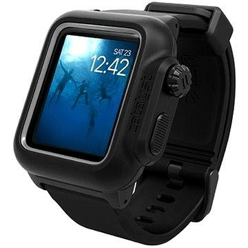 Catalyst Waterproof Black Apple Watch 2 42mm (CAT42WAT2BLK)