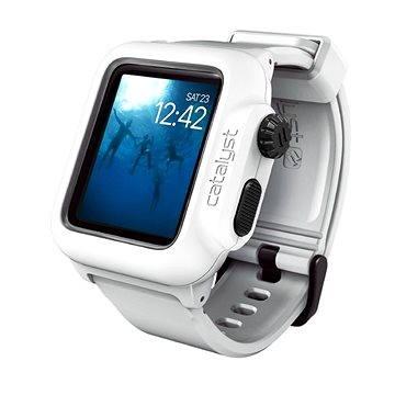Catalyst Waterproof White Apple Watch 2 42mm (CAT42WAT2WHT)