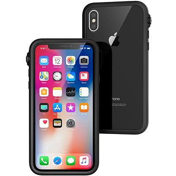 Catalyst Impact Protection Case Black iPhone X (CATDRPHXBLK)