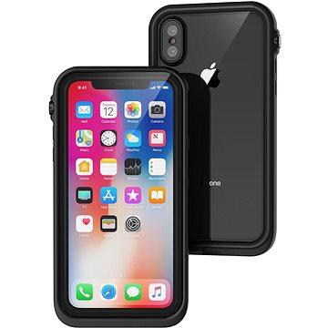 Catalyst Waterproof Case Black iPhone X (CATIPHOXBLK)