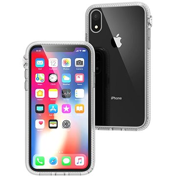 Catalyst Impact Protection Case Clear iPhone XR (CATDRPHXCLRM)