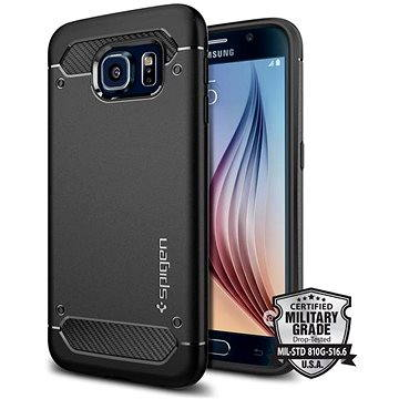Spigen Capsule Ultra Rugged Black Samsung Galaxy S6 (SGP11439)