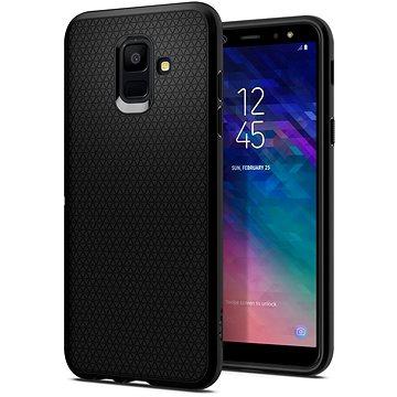 Spigen Liquid Air Black Samsung Galaxy A6 (596CS24093)