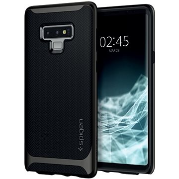 Spigen Neo Hybrid Gunmetal Samsung Galaxy Note9 (599CS24577)
