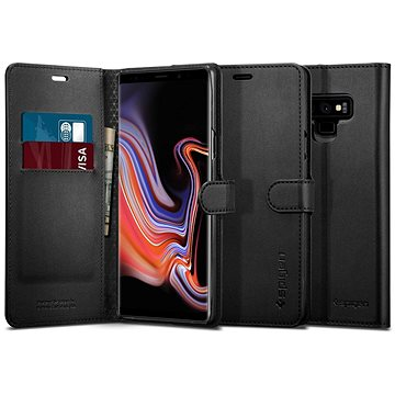 Spigen Wallet S Black Samsung Galaxy Note9 (599CS24579)