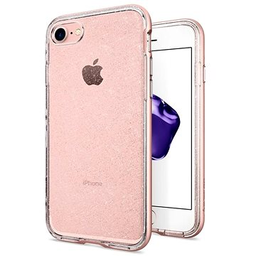 Spigen Neo Hybrid Crystal Glitter Rose Gold iPhone 7 (042CS21420)