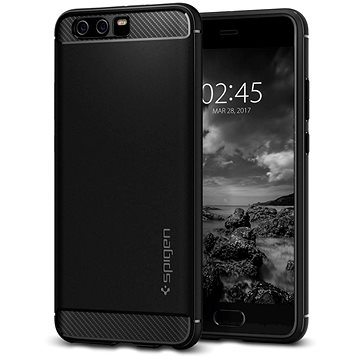 Spigen Rugged Armor Black Huawei P10 Plus (L16CS21528)