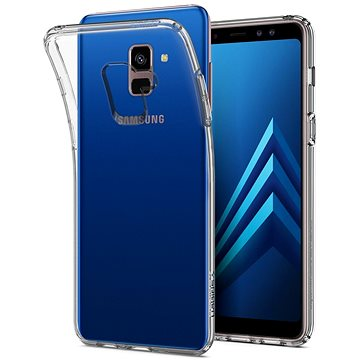 Spigen Liquid Crystal Clear Samsung Galaxy A8 (2018) (590CS22748)
