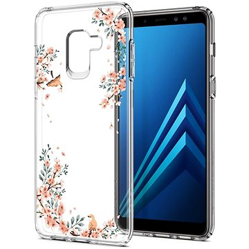 Spigen Liquid Crystal Blossom Nature Samsung Galaxy A8 (2018) (590CS22750)