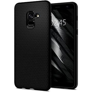 Spigen Liquid Air Matte Black Samsung Galaxy A8+ (2018) (591CS22757)